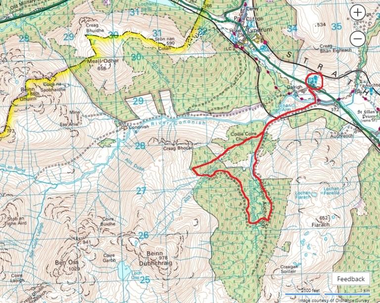 map_dubhchraig